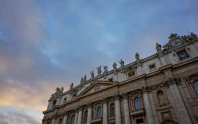 Hope Does Not Disappoint – Series by Pope Francis