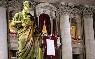 Anniversary of the Election of Pope Francis | March 13, 2021